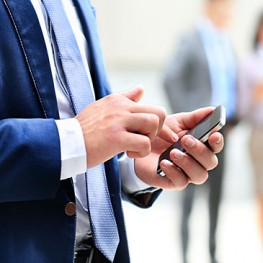 ERP systems that support the use of tablets and smartphones are becoming popular across many industries.