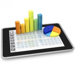 Tracking inventory becomes easier with ERP software.