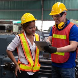 Manufacturers with integrated ERP software